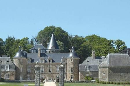Domaine De La Bourbansais, Salle de location Pleugueneuc  #0