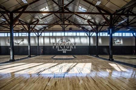 Hoops Factory - Paris, Salle de location Aubervilliers  #0