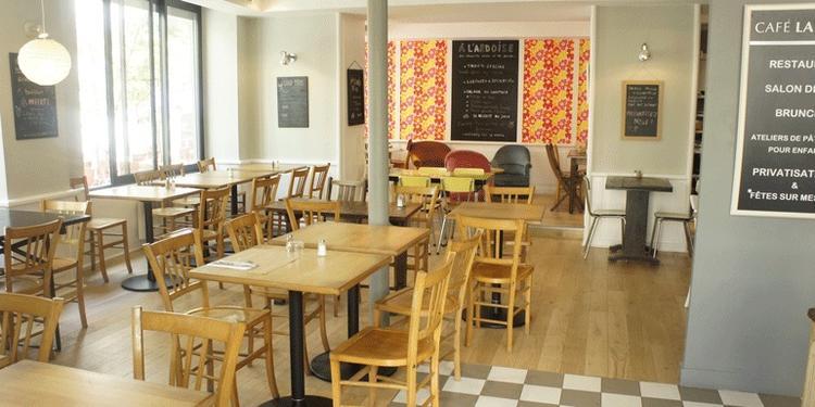 Le Café La Fleur, Bar Puteaux Puteaux #0