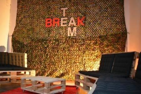 Team Break Lyon, Salle de location Lyon Bellecombe  #0