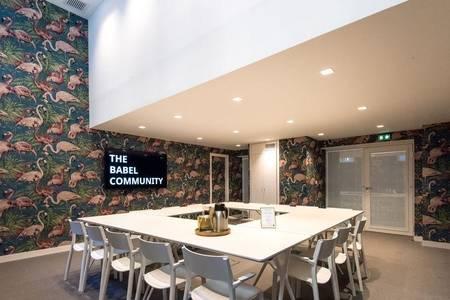 The Babel Community, Salle de location Marseille  #0