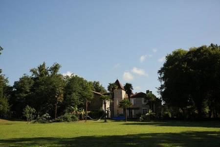 Château Saint Martin, Salle de location Pouillon  #0