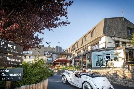 Logis Et Spa Chez Camillou, Salle de location Aumont-Aubrac  #0