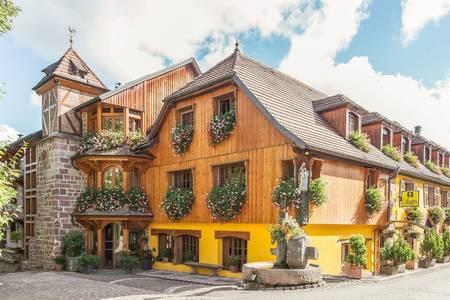 Auberge La Meunière, Salle de location thannenkirch  #0