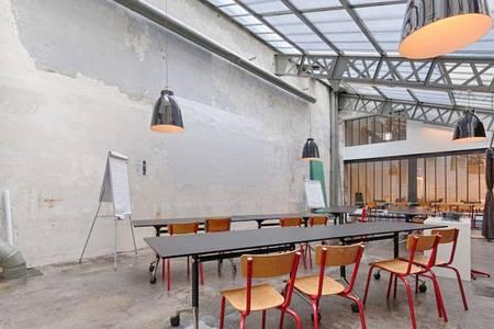 Atelier Beaubourg, Salle de location Paris Le Marais #0