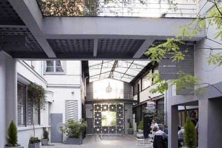 L'Usine Spring Court, Salle de location Paris Folie-Méricourt  #0