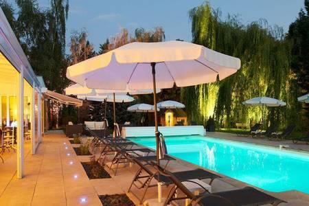 Hotel Les Jardins D'Adalric, Salle de location Obernai  #0