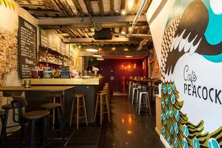Café Peacock, Bar Lille Euralille #0