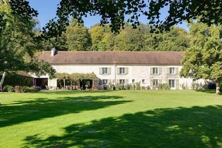 Le Domaine De Géline, Salle de location La Falaise  #0