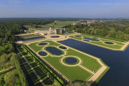 Le Domaine De Chantilly, Salle de location Chantilly  #0
