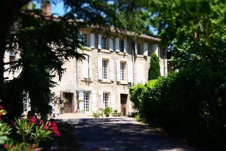 Domaine Dieu-Le-Fit, Salle de location Visan  #0