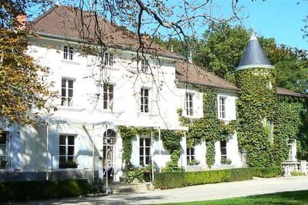 Château Des Ayes, Salle de location Saint-Étienne-de-Saint-Geoirs  #0