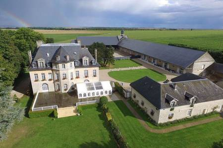 Domaine D'Orgival, Salle de location Trosly-Loire  #0