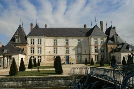 Château De Vitry-La-Ville, Salle de location Vitry-la-Ville  #0