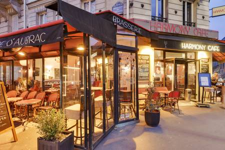 Harmony Café, Restaurant Paris Port Royal #0