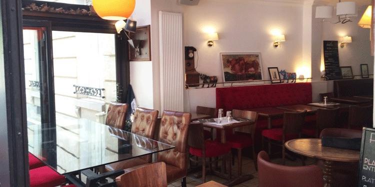 Harmony Café, Bar Paris  #0