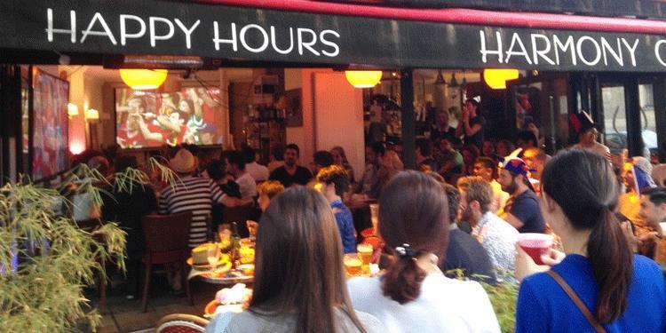 Harmony Café, Bar Paris  #2