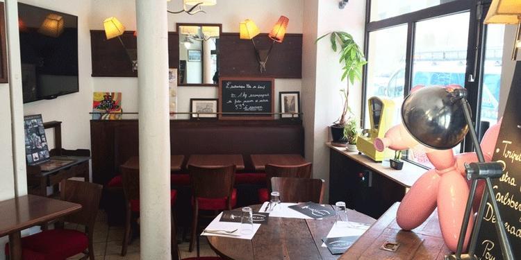Harmony Café, Bar Paris  #3
