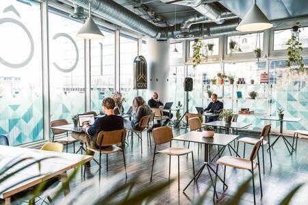Oxygen Event : Icone Space, Salle de location Courbevoie La Défense #0