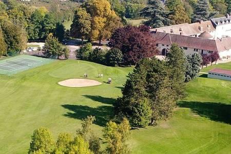 Golf De Seraincourt, Salle de location Oinville-sur-Montcient  #0