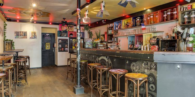 Le Sonar(t), Bar Paris Pigalle #0