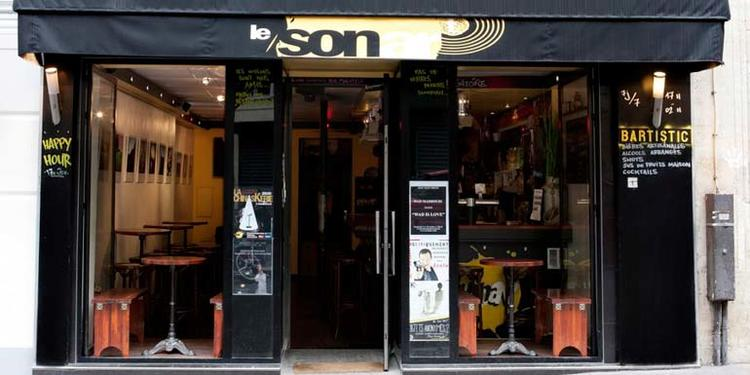 Le Sonar(t), Bar Paris Pigalle #2