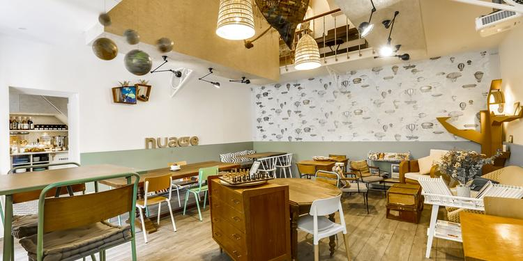 Nuage Café, Salle de location Paris Panthéon #0