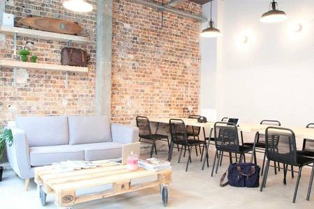 Coworkshop, Salle de location Paris Porte Saint-Martin #0