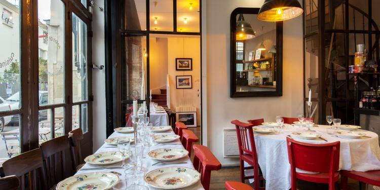 Esprit d'Atelier, Restaurant Versailles Saint-Louis #0
