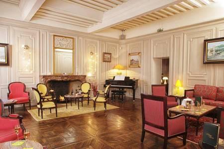 Hôtel D'Haussonville, Salle de location Nancy  #0