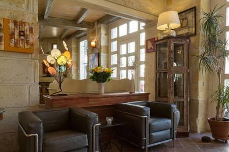 Hotel The Originals Bordeaux La Tour Intendance, Salle de location Bordeaux  #0
