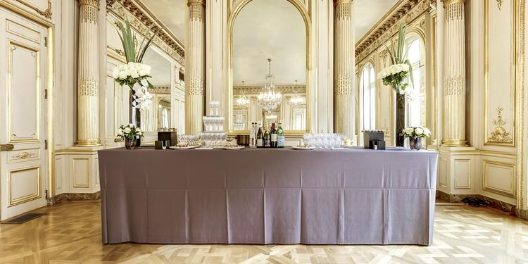La Maison des Centraliens: Salon Empire, Salle de location Paris Champs-Elysées Clémenceau #0