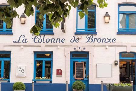 Hotel The Originals Saint-Valéry La Colonne De Bronze, Salle de location Saint-Valery-sur-Somme  #0