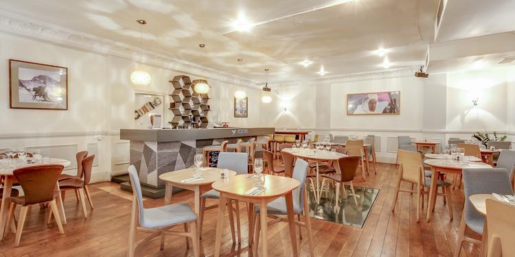 La Demesure (Restaurant), Restaurant Paris Grands Boulevards #0