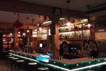 El Gato Verde, Bar Madrid Lavapiés #0