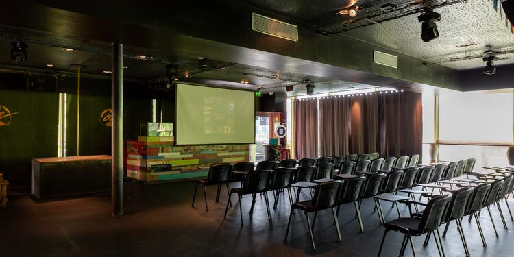 Le Café Oz Rooftop : La salle principale, Salle de location Paris Austerlitz #0