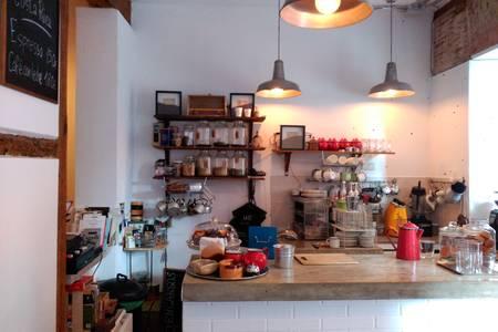 Cafelito, Bar Madrid Lavapiés #0