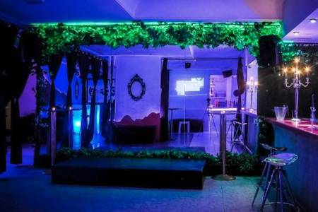 Blue Magic Chill Out, Sala de alquiler Madrid Chamberí #0