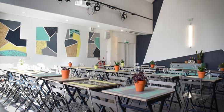 Le Hasard Ludique : la salle de spectacle, Salle de location Paris Porte de Saint-Ouen #0