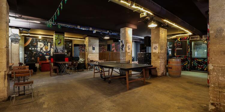 Punk Paradise, Bar Paris Folie Méricourt #0