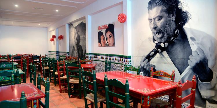 La Caleta, Restaurante Madrid Las Letras #0