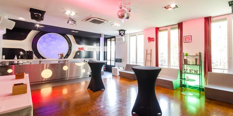 Le Salon Lafayette, Salle de location Paris Opéra #0
