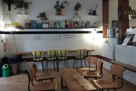 Toma Café, Bar Madrid Malasaña #0