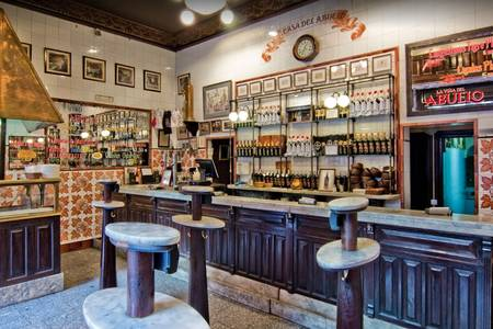 La Casa del Abuelo, Bar Madrid Sol #0