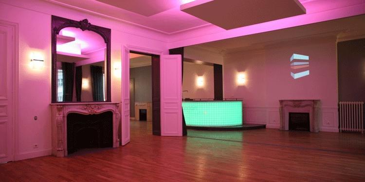 L'Appart Lafayette, Salle de location Paris Opéra #0