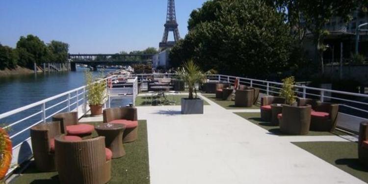 Le Cruising Boat, Salle de location Ivry-sur-Seine Ivry-sur-Seine #0
