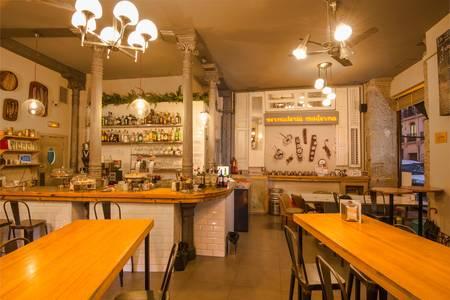 Lo siguiente, Restaurante Madrid Chueca #0