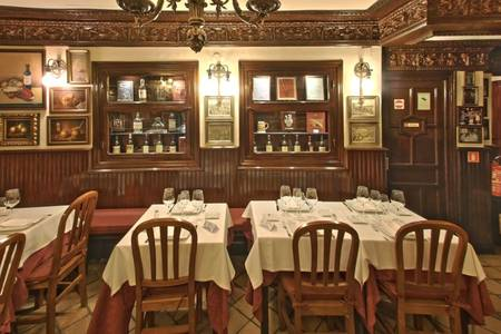 Restaurante Casa Alberto, Restaurante Madrid Centro #0