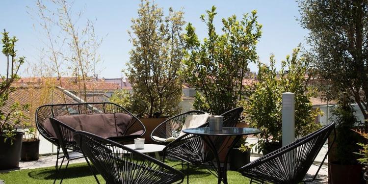Azotea Forus Barceló, Restaurante Madrid Centro #0