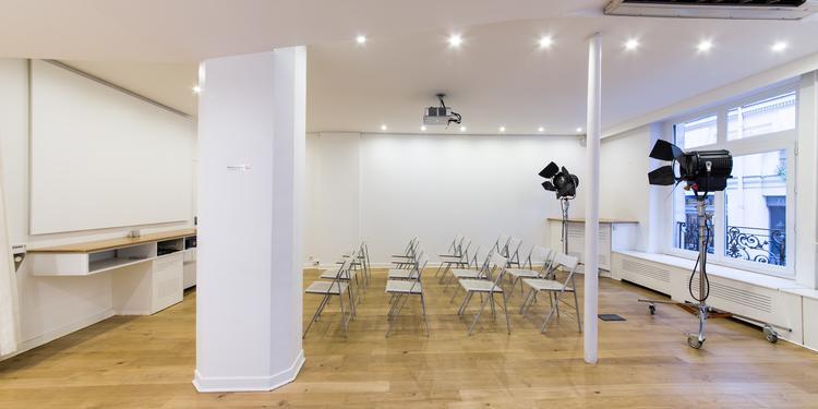 Le Nextmoov, Salle de location Paris Louvre #0